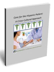 Care for the spanish patient book cover