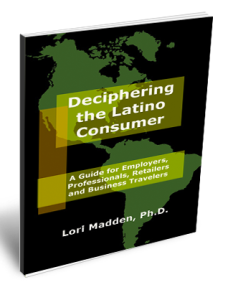 Deciphering the Latino Consumer book cover