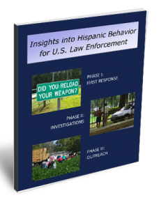 Insights into Hispanic Behavior for U.S. Law Enforcement book cover
