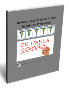 Strategic Spanish Healthcare book cover