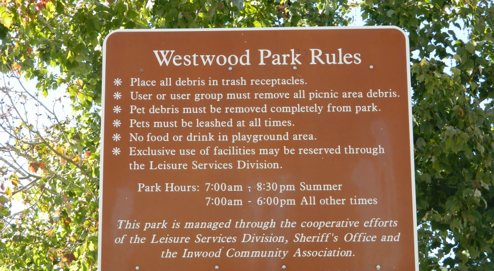 Westwood Park English Language 1